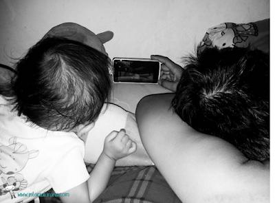 [Parenting] : No Gadget Di Usia Dini