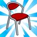 viral vegasstylecore expo chairs 75x75 - Materais CityVille: Grande Sala de Concertos