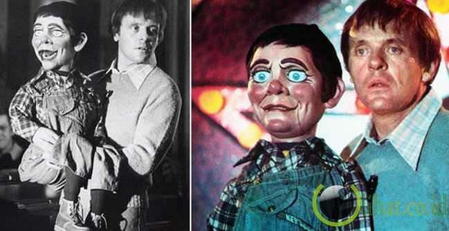 Boneka Ventriloquist di Film Magic
