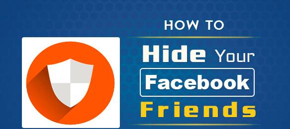 Facebook Hide My Friend List