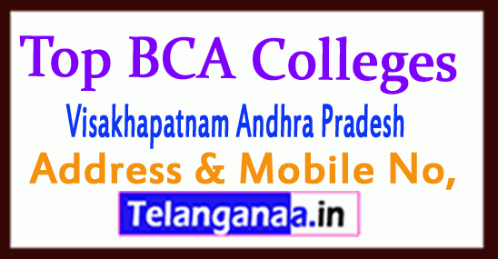 Top BCA Colleges in Visakhapatnam Andhra Pradesh