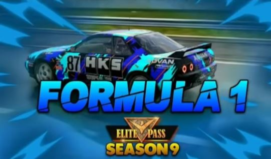 Elite Pass Season 9 Free Fire