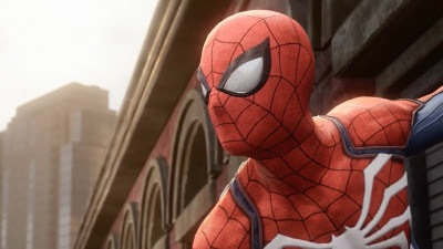 Spider-Man (Game) - E3 2016 Teaser Trailer - Screenshot