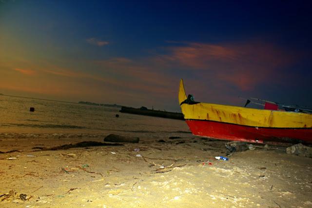 Skandal Jepara: Sunset di Pantai Teluk Awur Adalah KW Super Sunset Di Pantai Kuta. Seriusan!!!