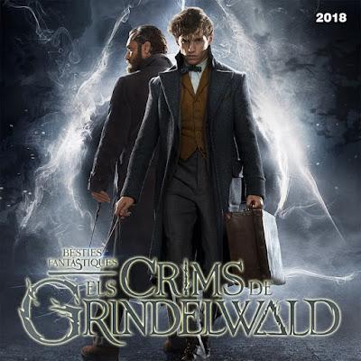 Bèsties fantàstiques - Els Crims de Grindelwald - [2018]