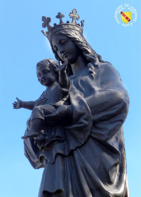 NANCOIS-SUR-ORNAIN (55) - Belvédère la Vierge Noire