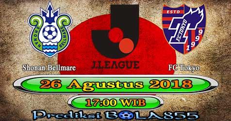 Prediksi Bola855 Shonan Bellmare vs FC Tokyo 26 Agustus 2018