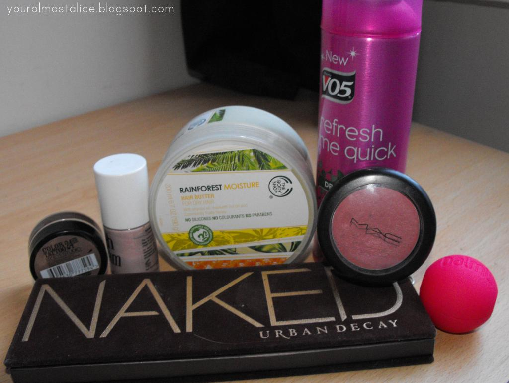 Monthly Favourites   January