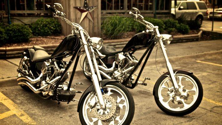 Wallpaper 2: Hot Customizable Motorcycles