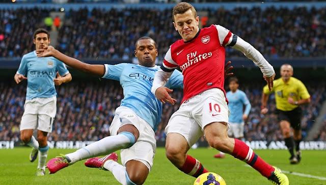 Arsenal vs Manchester City en vivo