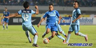 Persela Lamongan vs Persib Bandung 2-1