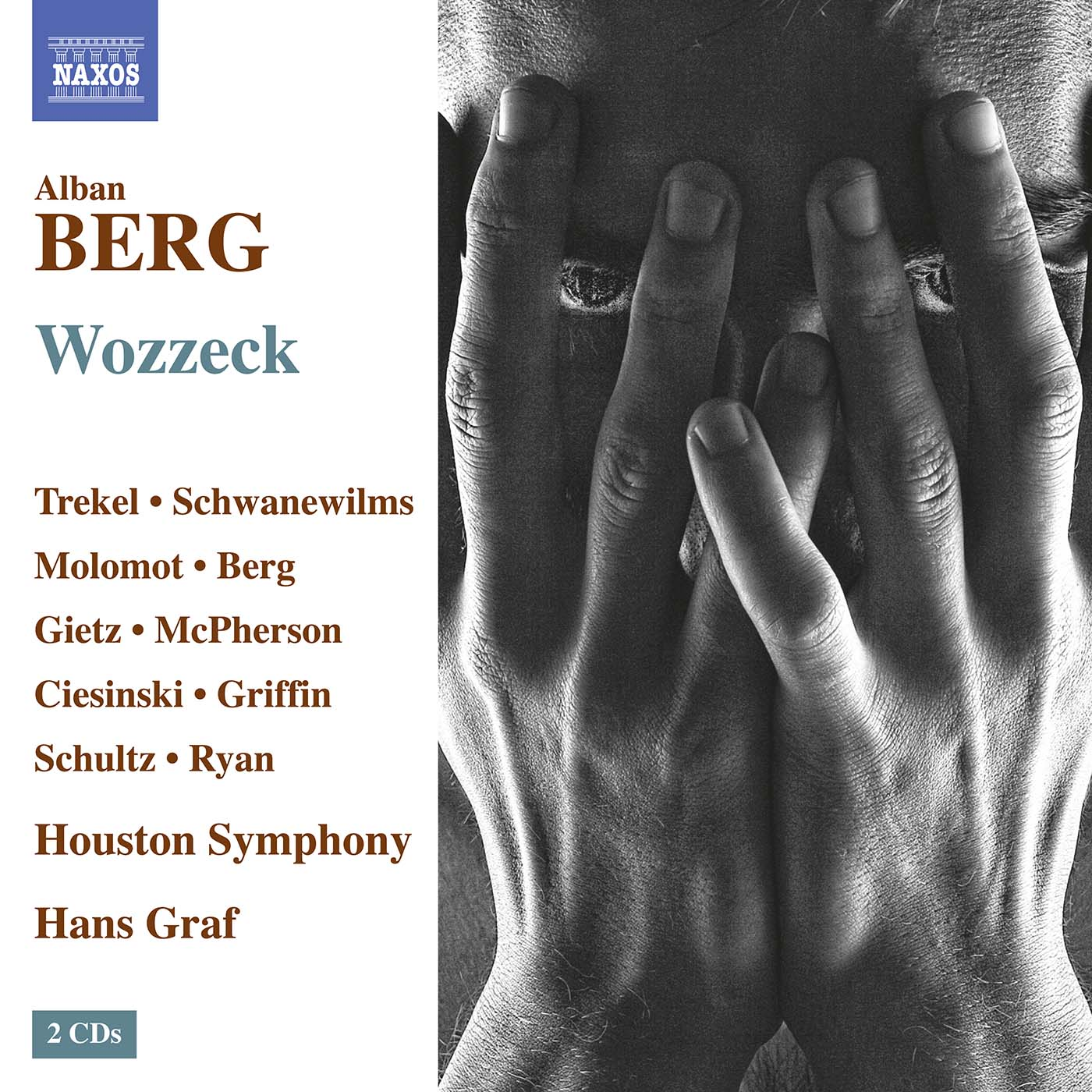 RECORDING OF THE MONTH | January 2017: Alban Berg - WOZZECK (NAXOS 8.660390-91)