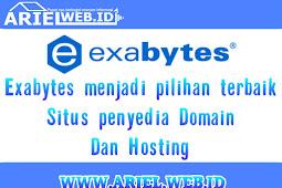 Exabytes menjadi situs penyedia hosting dan domain terbaik, Inilah Alasannya