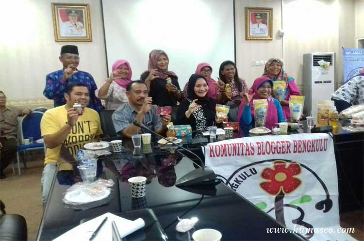 Blogger Bengkulu, Kopdar Blogger Bengkulu April 2017