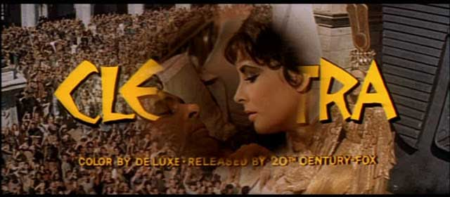 Cleopatra movie