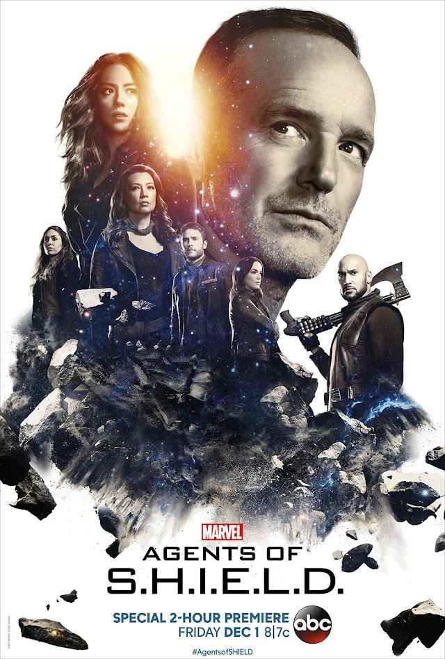 Marvel's Agents of S.H.I.E.L.D. - 5ª temporada