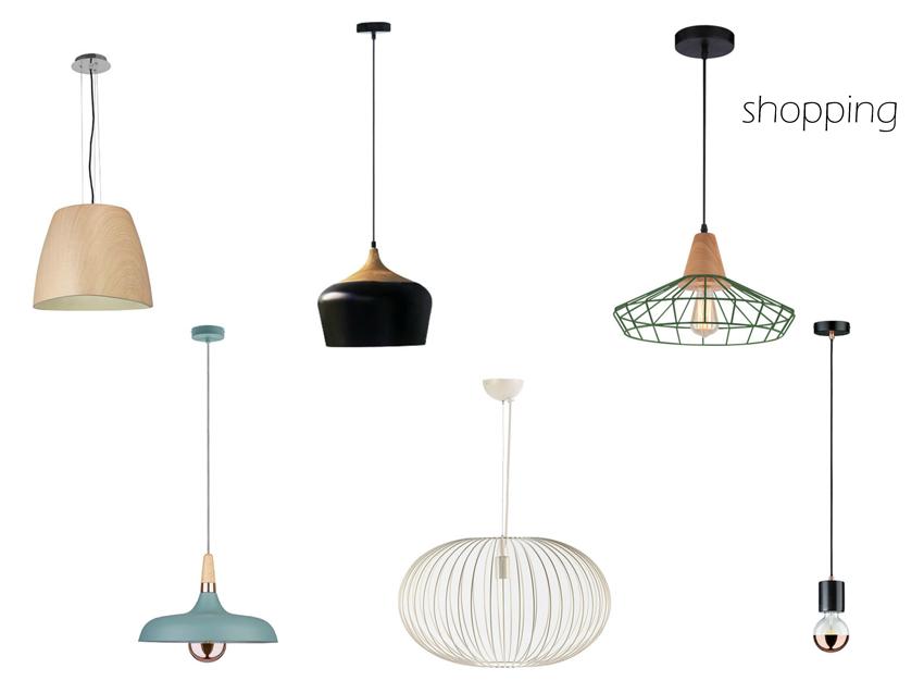 comprar lámparas cocina originales