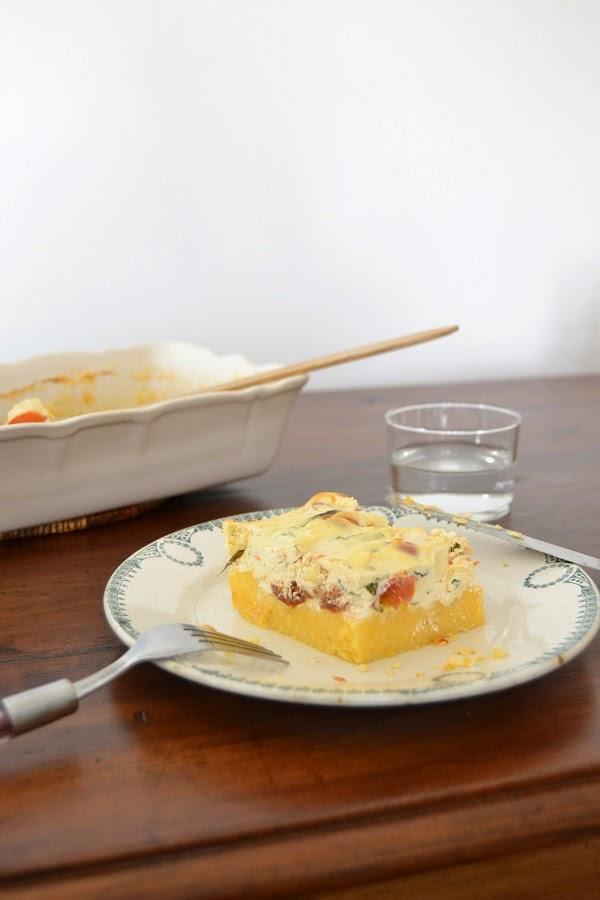 recette polenta