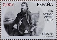 FRAY ROSENDO SALVADO Y ROTEA
