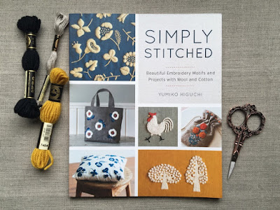 Simply Stitched review by Michelle for Feeling Stitchy