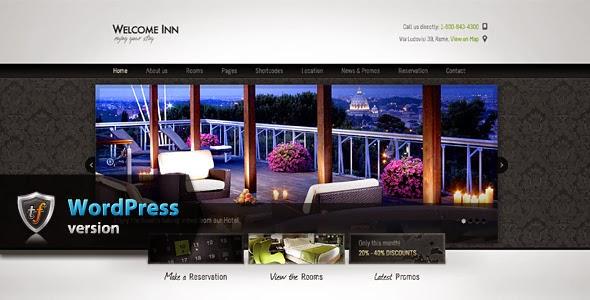 Premium Responsive Hotel Template