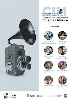 CIM. Festival de Cinema i Música de Castellón