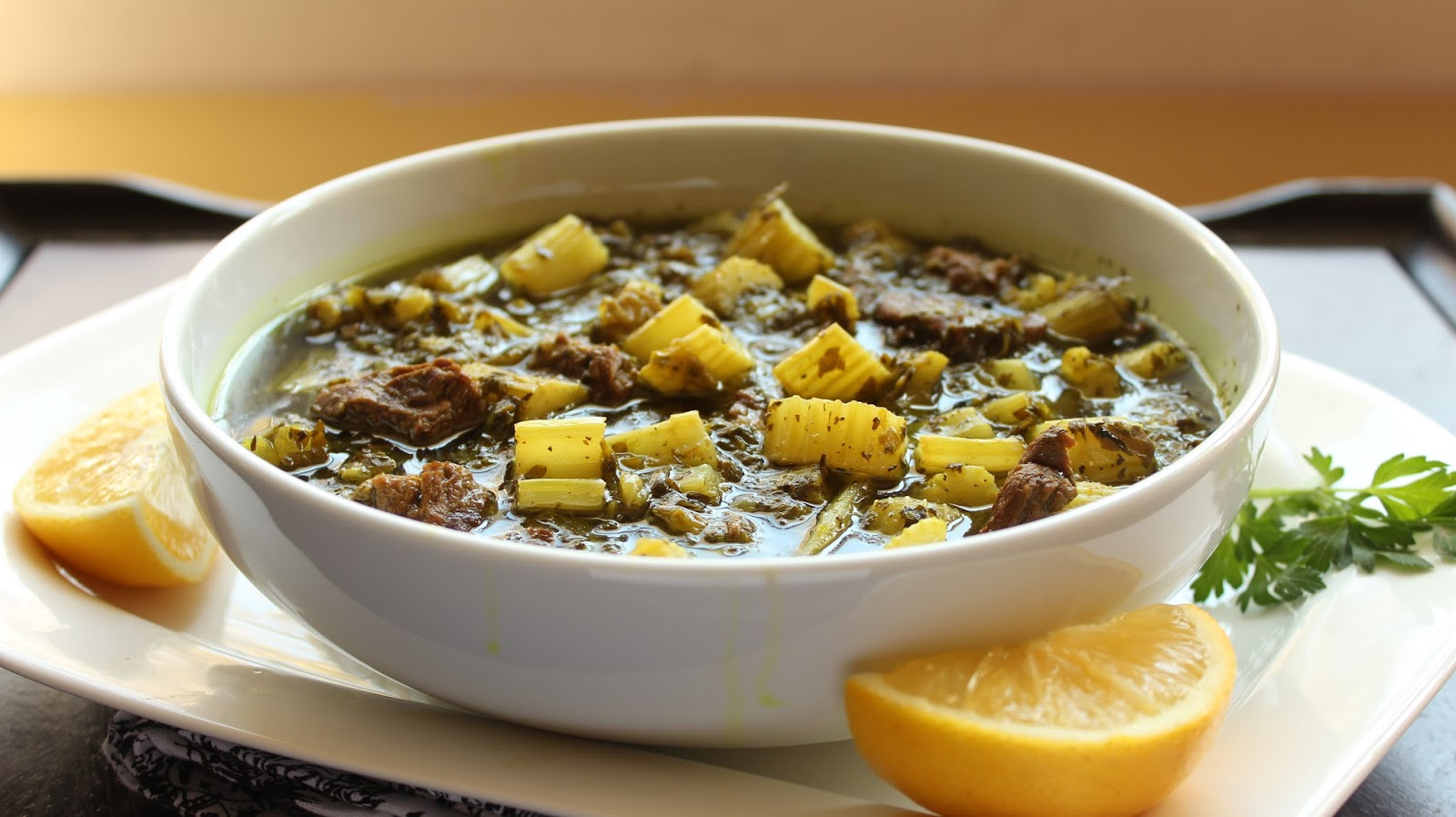 伊朗芹菜炖