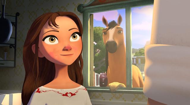 DreamWorks Spirit Riding Free Season 7