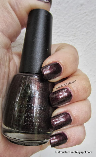 Salon Perfect Raisin the Roof Fall Polish Forecast collection