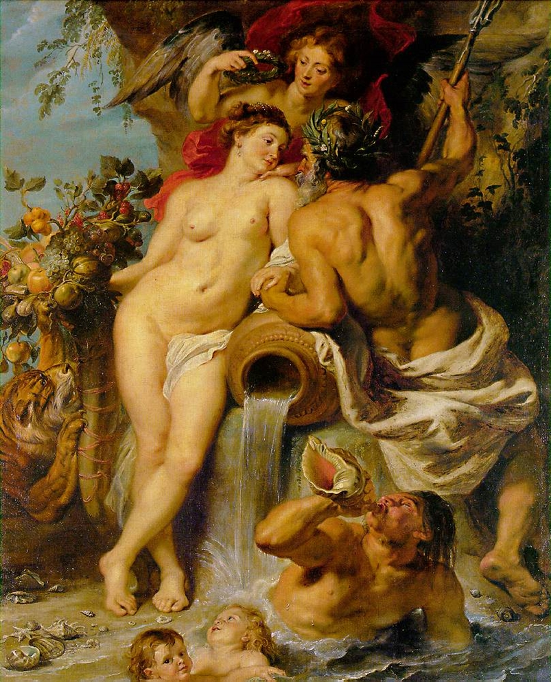 Peter Paul Rubens ~ Baroque Era painter