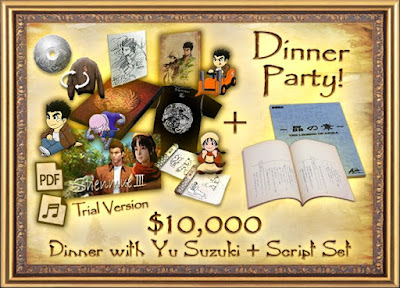 Dinner Party rewards
