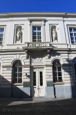 Rue du Musée, Bruxelles