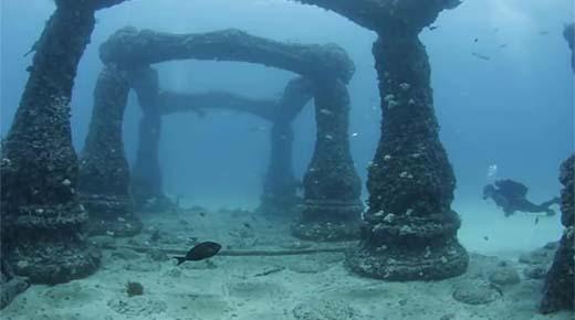 ¿Ha sido hallada la ciudad perdida de la Atlántida en el Mar del Norte?