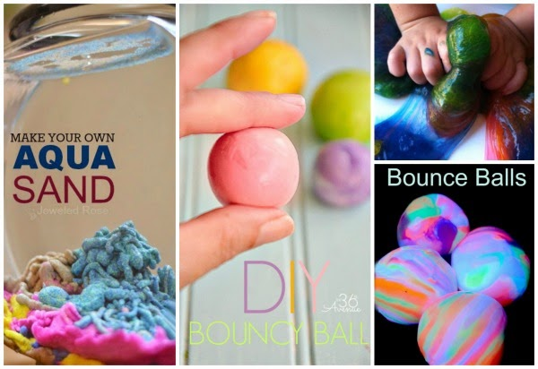 The 50 best play recipes for kids on Pinterest- I can't wait to try them all!