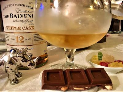 The Balvenie - Triple Cask - The Balvenie triple cask - Whisky - Güisqui - Whiskey - ONU - Soldados a caballo - Zara - Miguelañez - Chocolates Valor - el gastrónomo - Real Madrid