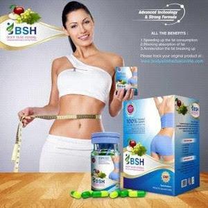 Jual BSH Body Slim Herbal Pelangsing Alami Di Surabaya