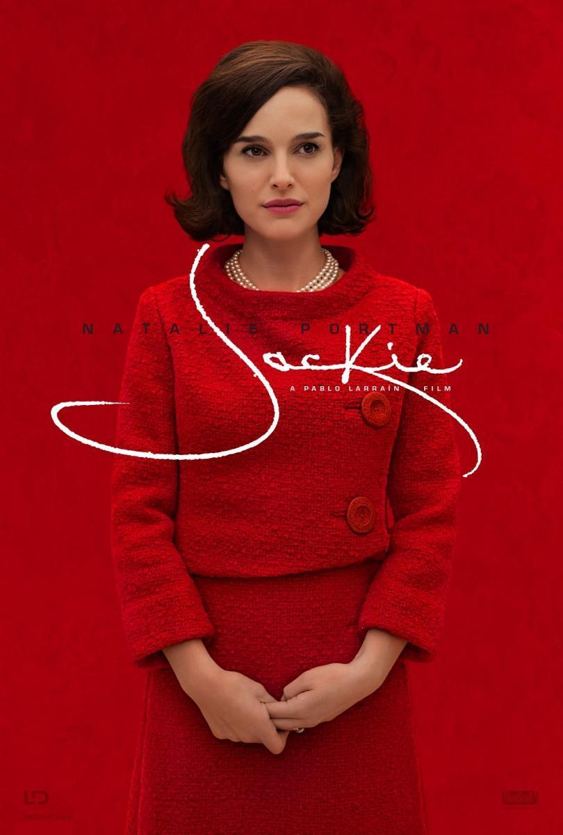 JACKIE - Natalie Portman -  poster pelicula 2016