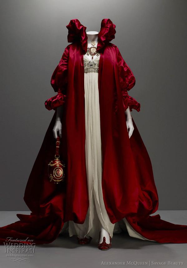 The Best of Alexander Mcqueen Wedding Dress ~ Now The Time For Break