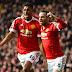 Em partida com cinco gols, Manchester United vence clássico contra o Arsenal