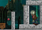 Angry Birds Red Vs Zombies
