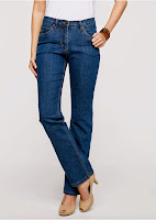 Jeans stretch STRAIGHT