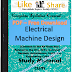 Electrical Machine Design PDF Study Materials cum Notes, Engineering E-Books Free Download