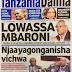Kubwa Kwenye Magazetii,Ni lowasa Kukamatwa Jana,Kauli ya Majaliwa Kuhusu Njaa,Polisi na Mbunge washiriki Wizi,Soma Magazeti Yote Jumanne Jan 17,2017 Hapa