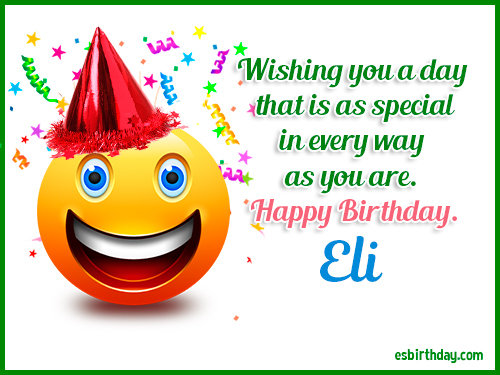 happy birthday eli Happy Birthday Eli   Happy Birthday images for Name happy birthday eli