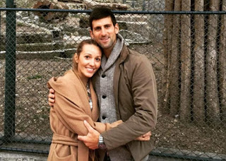 D A Djokovic And Jelena Wed In In Montenegro The Childhood Swee