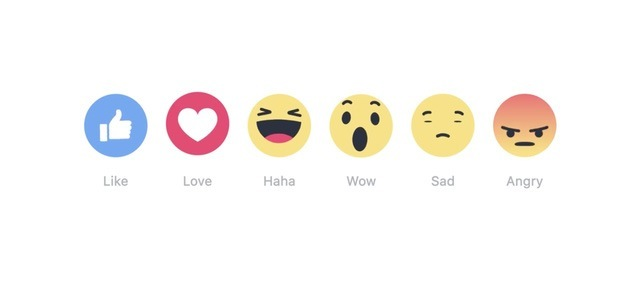 Bí mật đằng sau các biểu tượng cảm xúc mới của Facebook