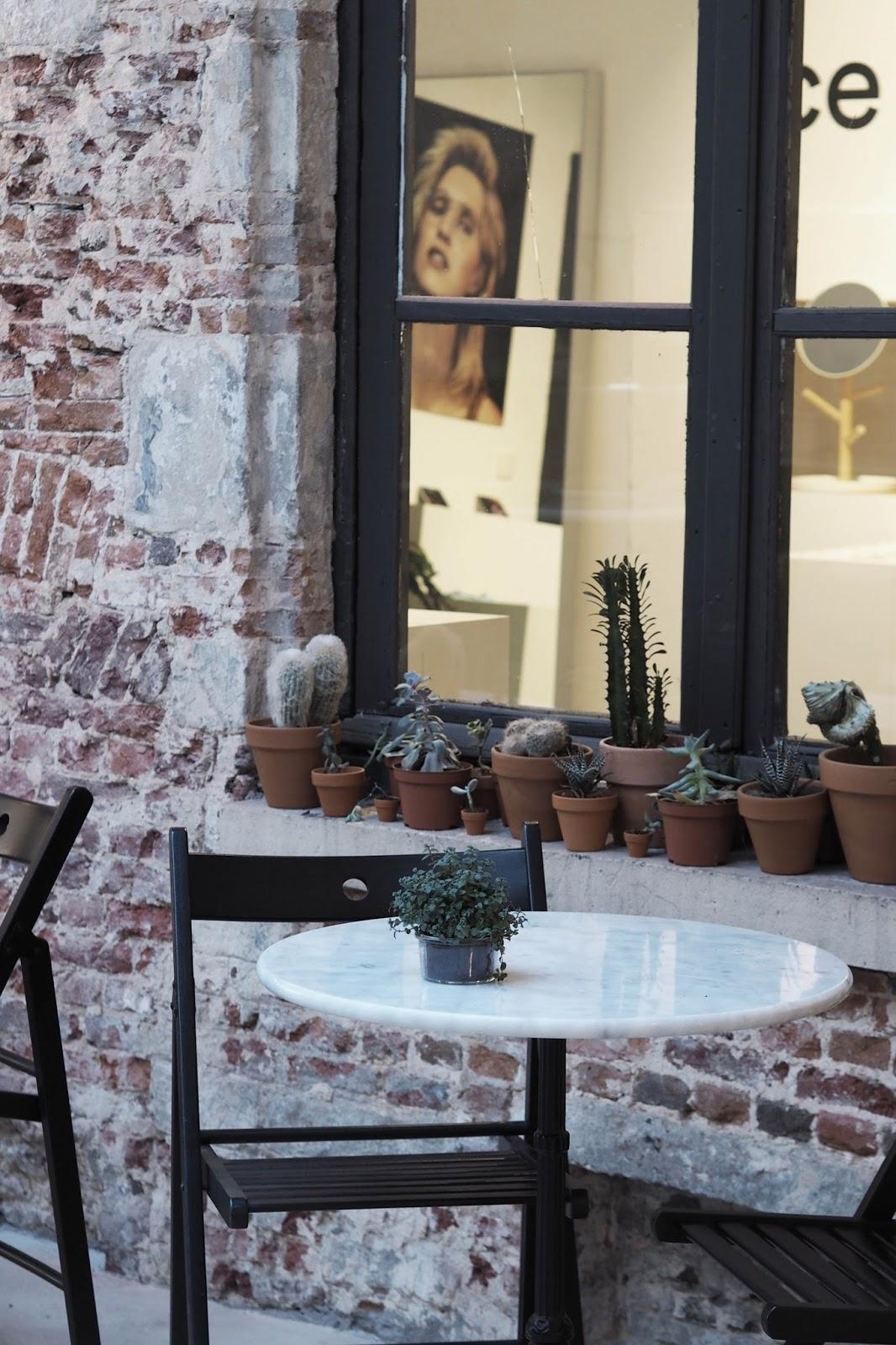 atelier rue verte le blog anvers st vincents un concept store au look industriel. Black Bedroom Furniture Sets. Home Design Ideas