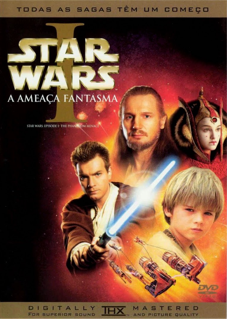 Imagem Star Wars I - A Ameaça Fantasma - Dublado