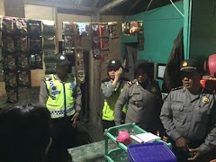 Polisi Gencarkan Operasi Miras Jelang Natal dan Tahun Baru