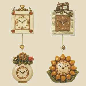 orologio da parete tipo thun